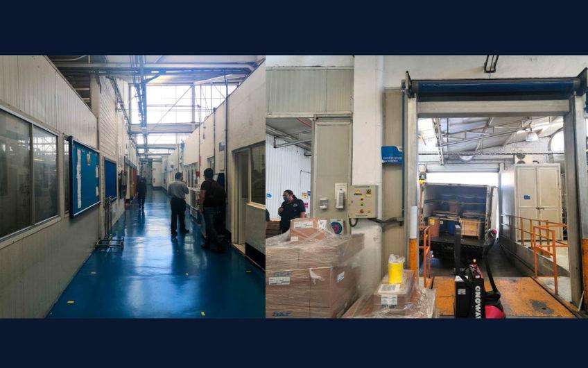 Planta Industrial uso de suelo Industrial impacto alto y/o Mixto comercial y de servicios.