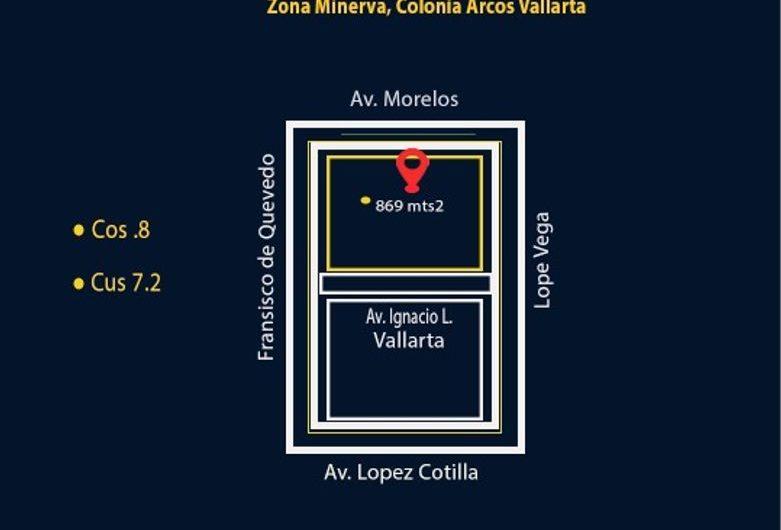 USO DE SUELO MIXTO COMERCIAL VERTICAL 8 NIVELES